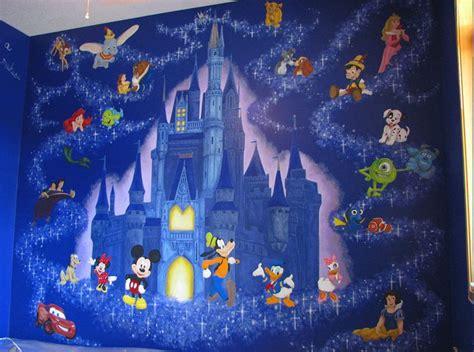 Best 25  Disney wall murals ideas on Pinterest   Disney