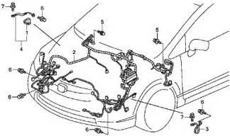 2001 honda civic wiring harness diagram 2001 honda free wiring diagrams