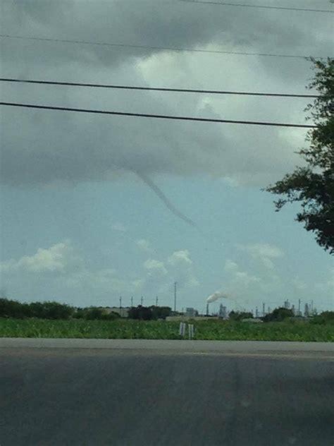 news kiiitv south texas corpus christi coastal bend reports of funnel clouds around the coastal bend kiiitv