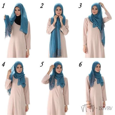 95 best images about hijab tutorials on pinterest turban atita haris step by step hijab tutorial easy peasy