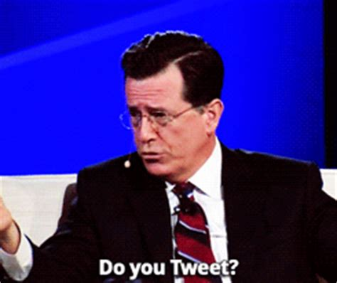 format gif twitter stephen colbert twitter gif find share on giphy