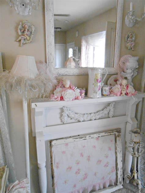 s home shabby chic living room
