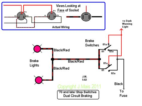 brake light switch wiring diagram images