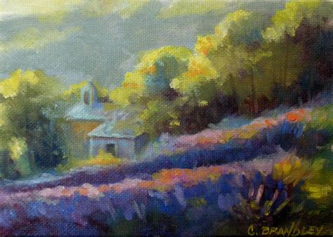colors of provence colors of provence painting by chris brandley