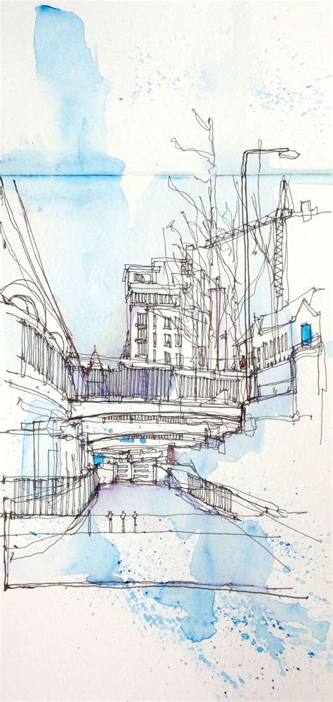 libro urban watercolor sketching a 1000 images about best travel sketches in the world on watercolors sketching and