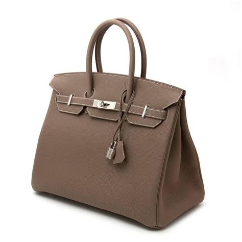 herm 232 s birkin 35 etoupe togo phw for sale at 1stdibs