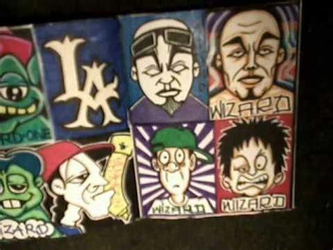 cholowiz blackbook  graffiti stickers youtube