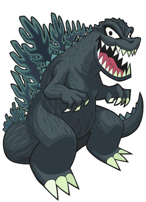 Kaijuou Godzilla By Gashi Gashi On Deviantart