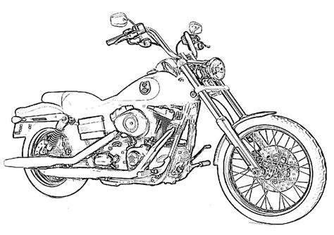 Motorrad Bilder Zum Ausdrucken by Ausgezeichnet Malvorlagen Motorrad Bilder Druckbare