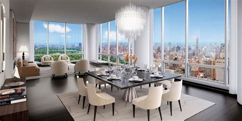Appartement New York by Photo Appartement Le Plus Cher One57 New York Tuxboard