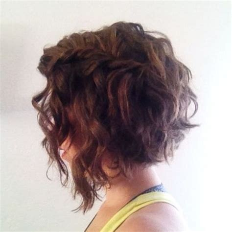 angled bob for curly hair 7 best hair images on pinterest curly bob hair hair