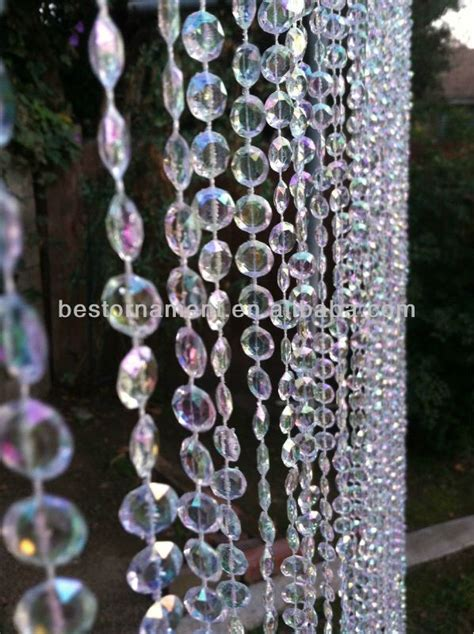 hanging crystal curtains 25 best ideas about hanging door beads on pinterest