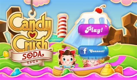 Candy Crush Soda Saga (Android) - Télécharger