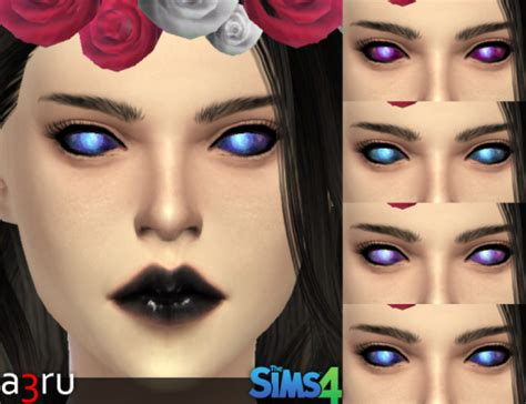 Sims 2 Rugs A3ru Galaxy Eyes For Yam Amp Yaf Sims 4 Updates Sims
