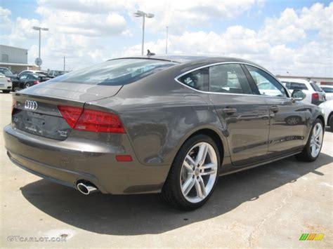 Audi Dakotagrau Metallic by 2012 Dakota Grey Metallic Audi A7 3 0t Quattro Premium