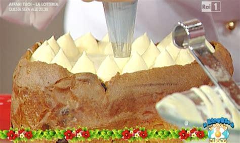 ricette per cucinare la prova cuoco ricette dolci la prova cuoco panettone tiramis 249 di