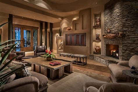 southwestern living rooms southwestern living room interior design