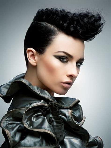 funky black hairstyles short hair funky black hairstyles