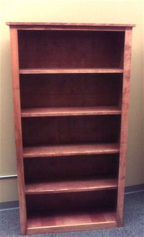 woodwork simple bookshelf construction pdf plans