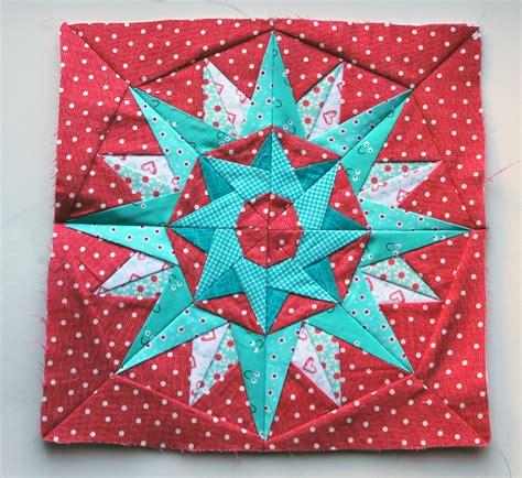 Piecing Patchwork Patterns - paper piecing monday part 8 wombat quilts