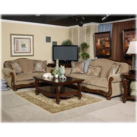 ashley furniture martinsburg meadow living room sofa