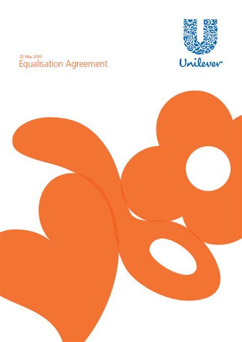supplemental v amended unilever logo