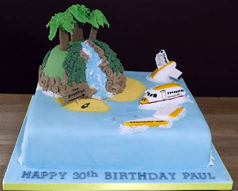 insel kuchen the great outdoors land sea cakes cupcakes