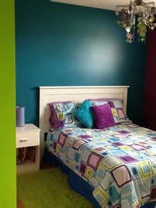 bedroom green blue purple my bedroom style