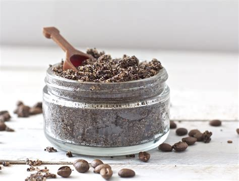 Coffee Scrub coffee vanilla sugar scrub