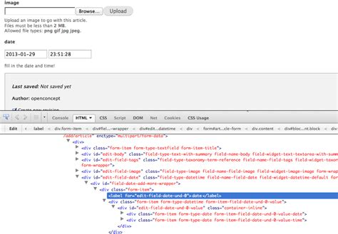 drupal theme date field date and time field type in core 501428 drupal org