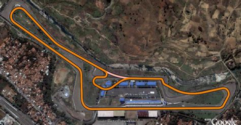 layout renovasi sirkuit sentul another side of motorsport redesign layout sirkuit sentul