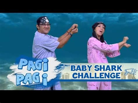 baby shark song remix baby shark parody dance ala gen halilintar vidoemo