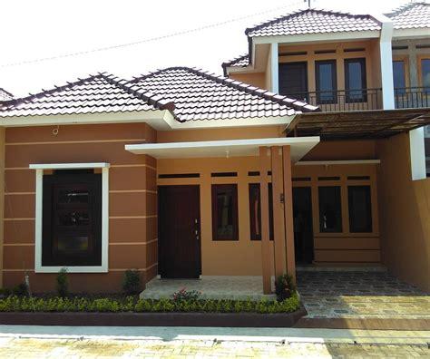 contoh warna cat depan rumah arsitek rumah minimalis gambar contoh warna cat luar rumah kung denah rumah