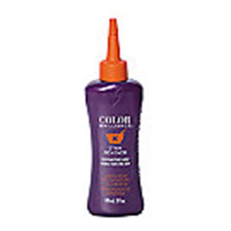 ion color brilliance color corrector sallybeauty hair color remover and hair color corrector