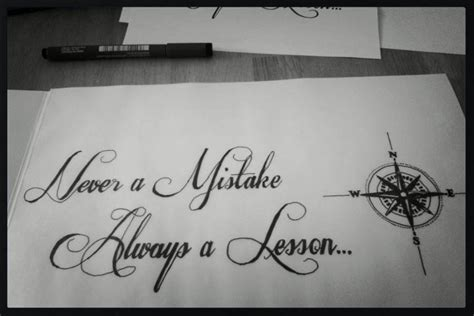 compass tattoo and quote quotes about direction compass quotesgram