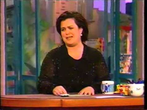 Rosie To Replace Rosie On The View by The Rosie O Donnell Show Opening Chat February 17 1998