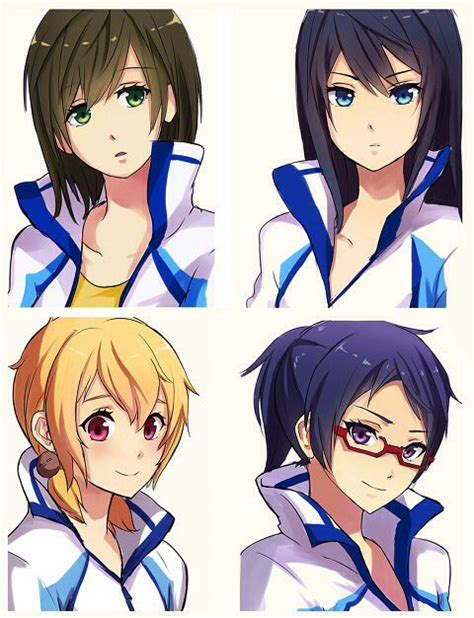 Ky Kimono Haruka Gill gender bender free iwatobi swim club no haru that s not a pool swim free