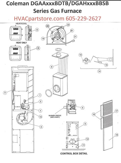 coleman gas furnace diagram 27 wiring diagram images