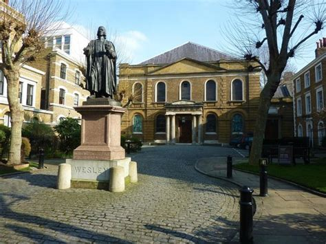 house of wesley john wesley s statue wesley chapel picture of wesley
