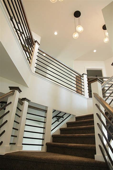 Home Interior Railings by 25 Best Ideas About Railings On Stair Railing