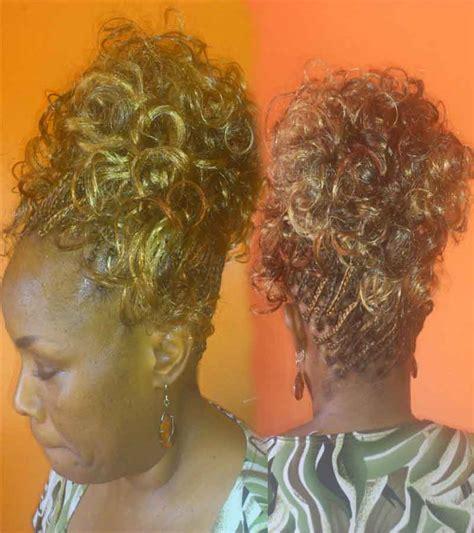 african hair braiding micro twist short hairstyle 2013 micro braid short hairstyle 2013