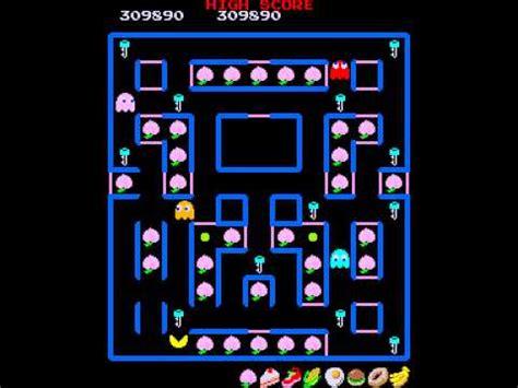 pacman cheats arcade pac 1982 namco