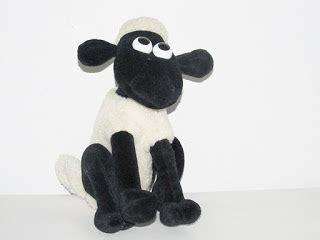 Boneka Shaun The Sheep 1 boneka shaun the sheep lucu dan imut banget