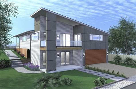 Modern Split Level House Plans by Split Level House Plans With Porches
