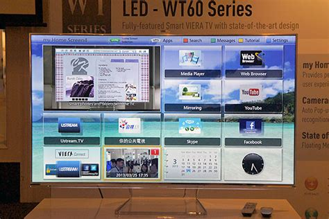 Tv Led Panasonic Maret panasonic introduces 22 new smart viera led plasma tvs for the singapore market hardwarezone