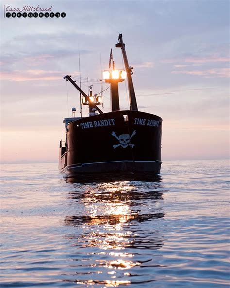 the time bandit deadliest catch discovery f v time bandit giddings boatworks