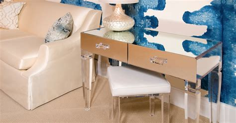 Lucite Desks Furniture by Plexi Craft Custom Acrylic Plexiglass And Lucite Furniture