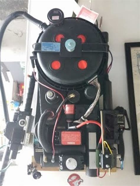 proton pack sound arduino 187 maker builds his own ghostbusters proton pack