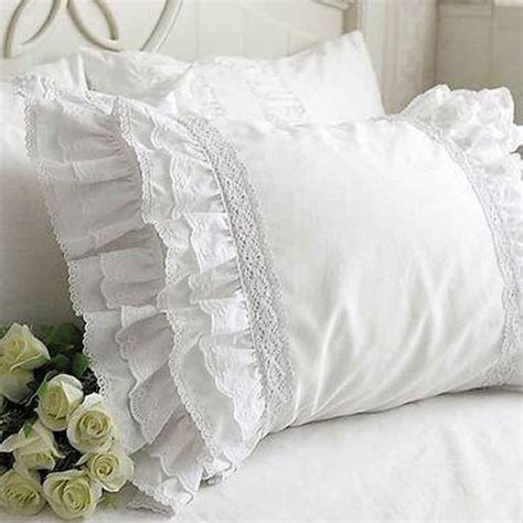 shabby chic pillow shams 25 best ideas about shabby chic pillows on