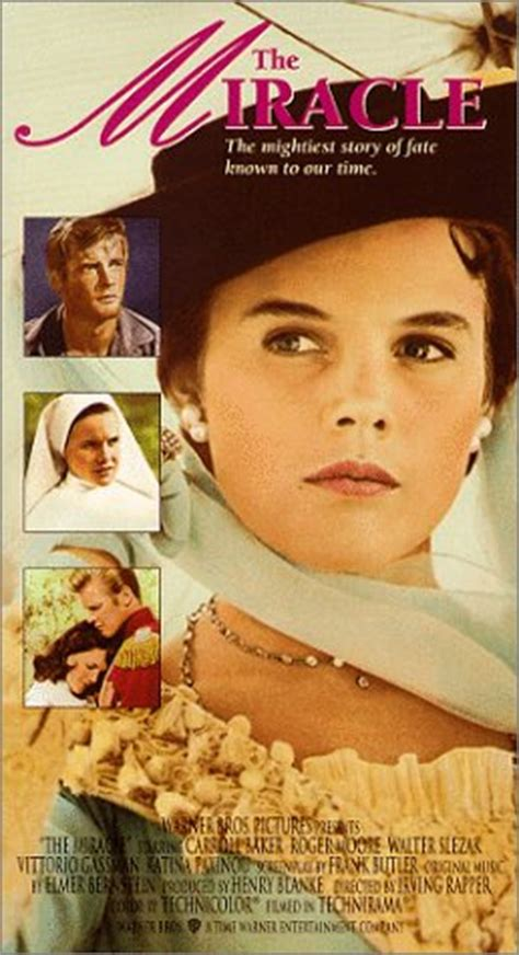 The Miracle 1959 The Miracle 1959 Imdb